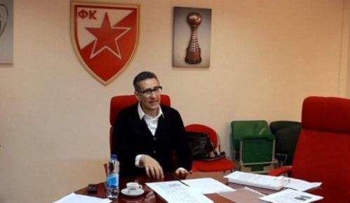 Predsednik Nadzornog odbora Crvene zvezde nema dozvolu za dve funkcije 11