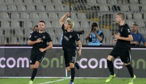 Partizan sa 2:1 ide na revanš u Molde 2