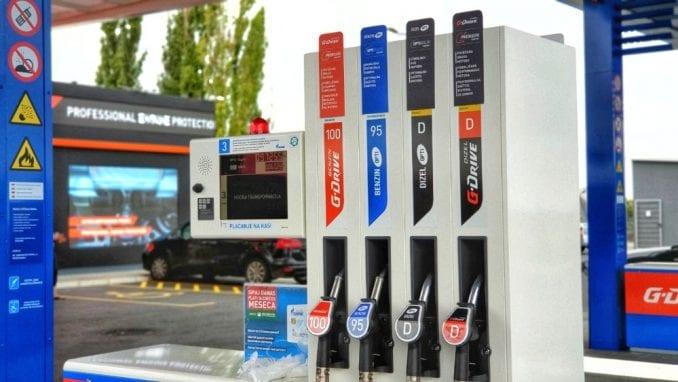 NIS: Snabdevenost naftnim derivatima na benzinskim stanicama redovna 1
