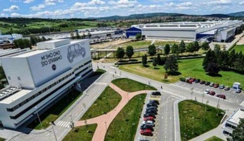 Radnici Fijata u Kragujevcu biće dva dana na plaćenom odsustvu, nastavak proizvodnje u utorak 15