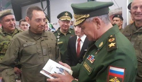 Vulin i Šojgu na završnici Međunarodnih vojnih igara u Rusiji 3