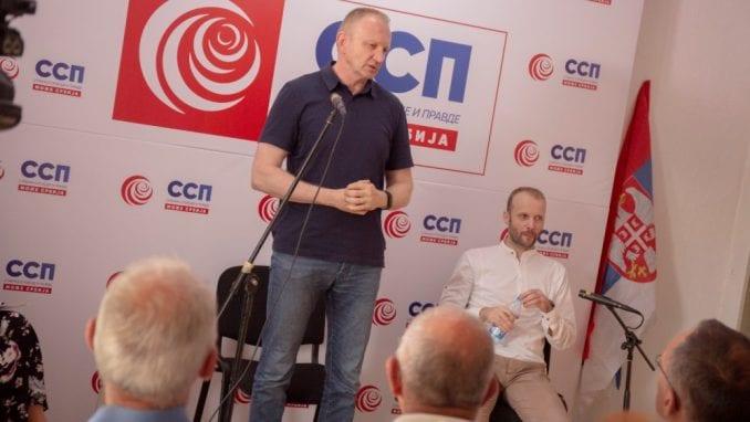 Đilas: Vučić umislio da je srednjevekovni vladar, bojkot jedina šansa da mu kažemo ne 3