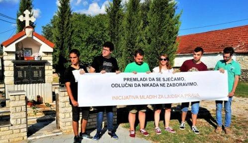 Mladi iz Srbije i Hrvatske zajedno obeležavaju zločin u Oluji 4