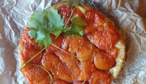 Tarte Tatin ili prevrnuti kolač (recept) 9