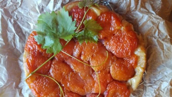 Tarte Tatin ili prevrnuti kolač (recept) 1
