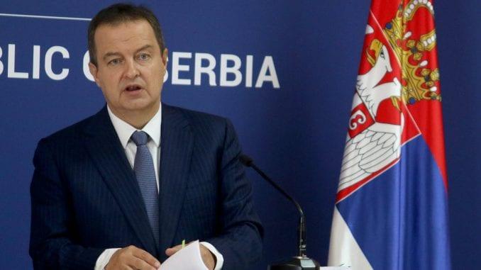 Dačić: Albanija da se izvini 1