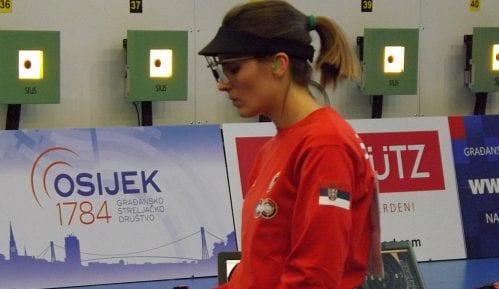 Streljaštvo: Jasmina Milovanović pogodila bronzu i olimpijsku vizu 14