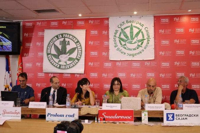 Zelena stranka: Kanabis - tabu tema 3