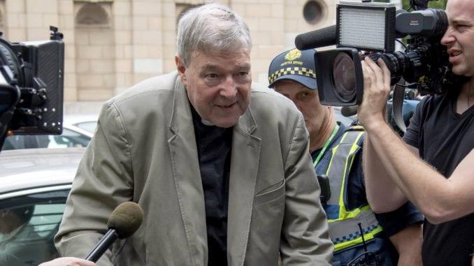 Sud odbacio žalbu kardinala Pela, osuđenog zbog seksualnog zlostavljanja dečaka 4