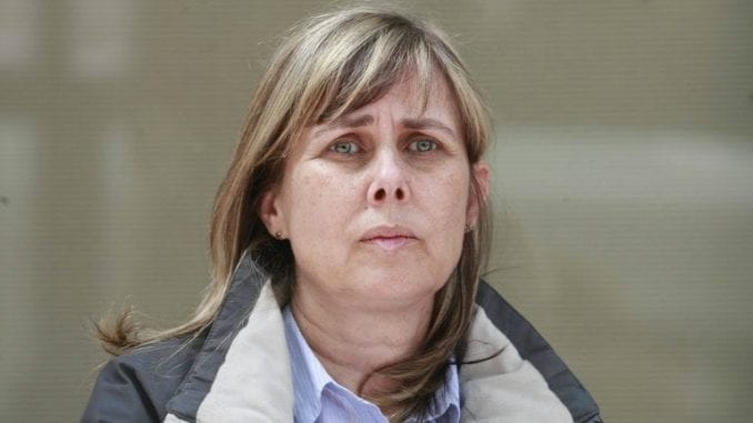 UNS: Maja Pavlović nastavlja štrajk 1