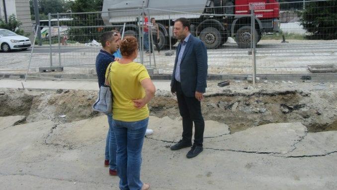 Stojčić: Saobraćaj u Karađorđevoj 1. septembra, Trg republike dva meseca pre roka 4