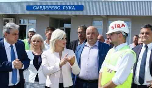 Mihajlović: Smederevo će biti čvorište za teretni saobraćaj 2