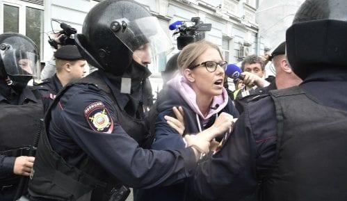 Moskva, protesti
