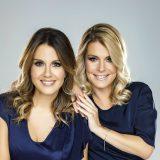 Maja Nikolić i Nataša Miljković pojačanje televizije NOVA S 2