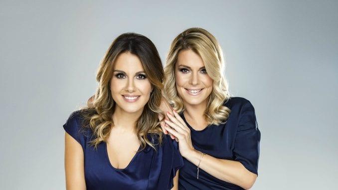 Maja Nikolić i Nataša Miljković pojačanje televizije NOVA S 4