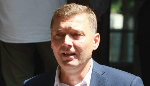 Zelenović pozvao gradonačelnika Beograda na TV duel o rekonstrukciji trga 3