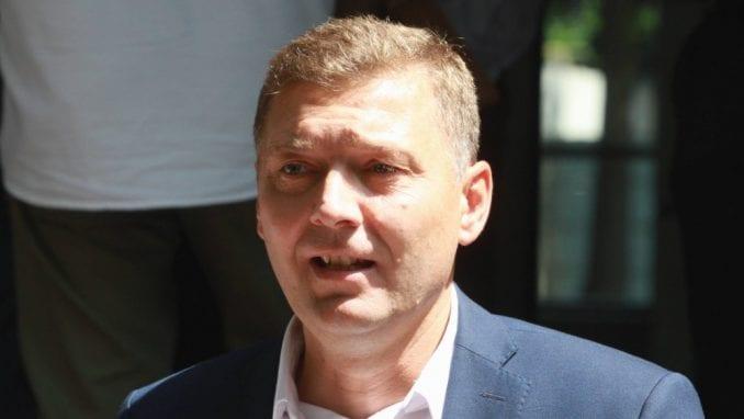 Zelenović: Nije bilo potrebe za sukobom, ko su ljudi ispred Predsedništva Srbije 3
