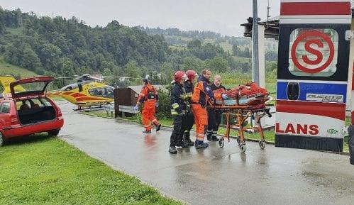 Troje turista poginulo, desetine povređene u oluji u Poljskoj i Slovačkoj 4