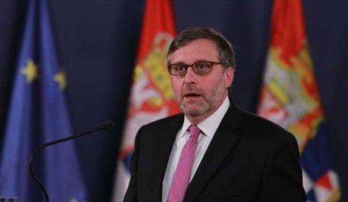 Palmer nije isključio mogućnost razmene teritorija Srbije i Kosova 9