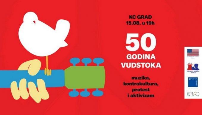 Tribina i žurka - 50 godina Vudstok festivala 1