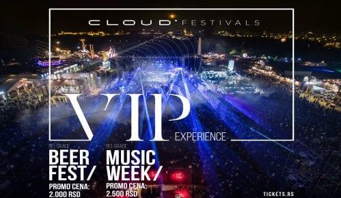 Počela prodaja VIP passova za Beer Fest i Music Week 2
