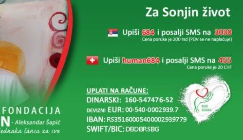 Veliki humanitarni koncert na splavu Šlep za lečenje Sonje Bogdanović 1