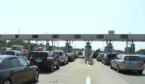 Putevi Srbije ponovo upozorili vozače da ne ulaze i izlaze na auto-put preko iste naplatne stanice 8