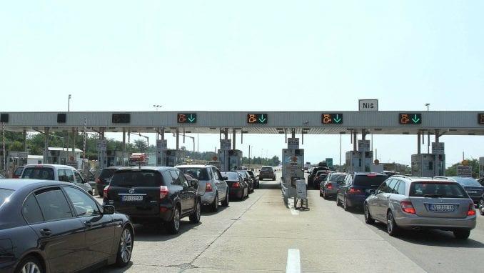 Putevi Srbije ponovo upozorili vozače da ne ulaze i izlaze na auto-put preko iste naplatne stanice 1