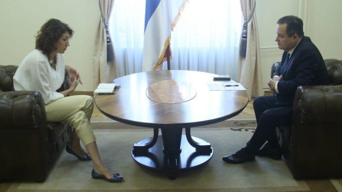 Dačić razgovarao sa ambasadorima Srbije o spoljnopolitičkim prioritetima 1