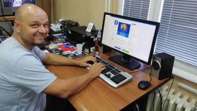 Srđan Nonić: Novi talas opozicionih aktivnosti u Nišu na jesen 1