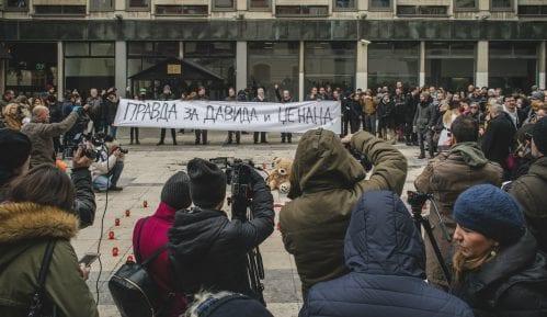 "Pismo podrške NDBG povodom 500 dana od početka okupljanja ""Pravda za Davida"" 7"