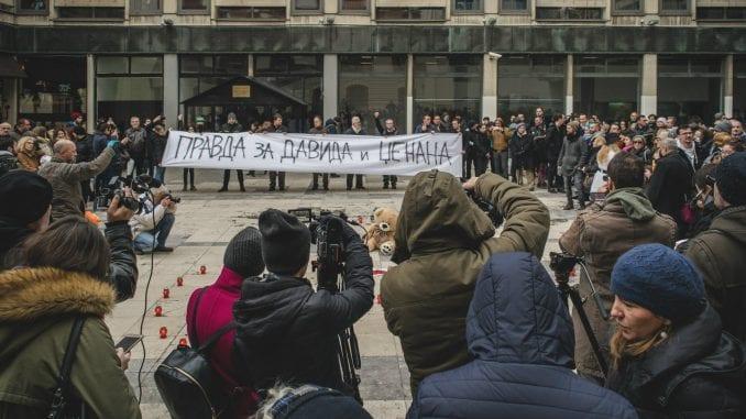 "Pismo podrške NDBG povodom 500 dana od početka okupljanja ""Pravda za Davida"" 2"