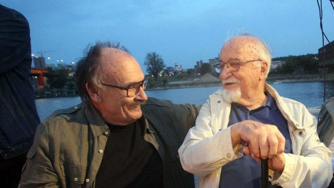 Corax i Petričić: Širenje horizonata smehovne kulture 5