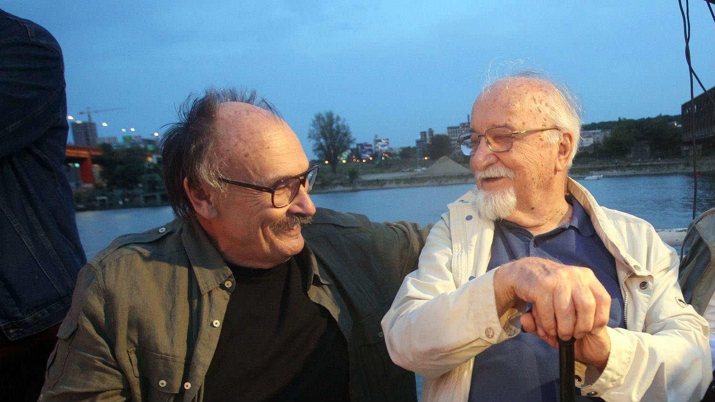 Corax i Petričić: Širenje horizonata smehovne kulture 1