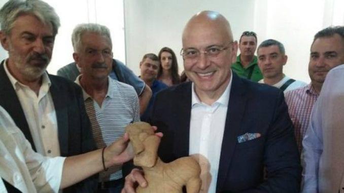 Ministar kulture najavio nastavak arheoloških radova kod Aleksandrovca 1