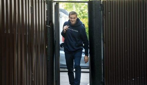 Navaljni pušten iz zatvora posle 30 dana 2