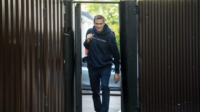 Navaljni pušten iz zatvora posle 30 dana 4