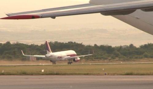 Putnički avion skliznuo s piste na aerodromu u Istanbulu 13