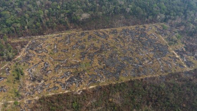 Stotine novih požara pustoše Amazoniju, vojska učestvuje u gašenju 1