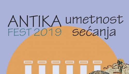",,Antika fest"" od 28. do 30. avgusta na lokalitetu Feliks Romulijana 8"