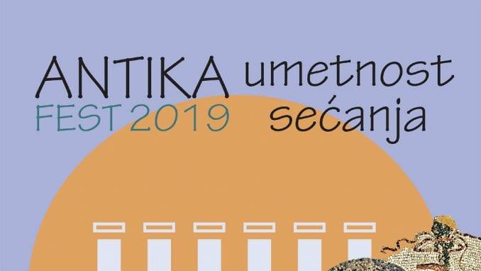",,Antika fest"" od 28. do 30. avgusta na lokalitetu Feliks Romulijana 2"