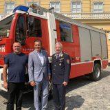 Poklon Beča: Vatrogasno vozilo za Žagubicu 5
