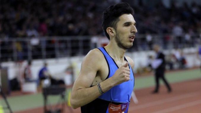 Bibić u Zagrebu ostao na 22 stotinke od Zdravkovićevog rekorda na 1.500 metara 1