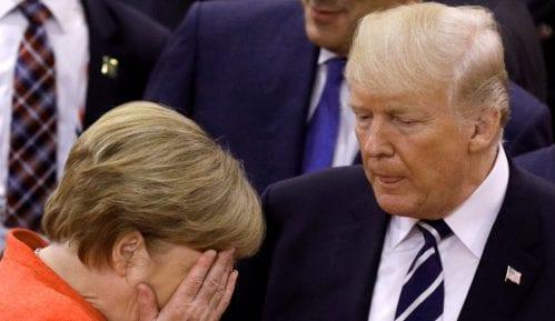 Za zahlađenje između SAD i Nemačke nije kriv Tramp 1