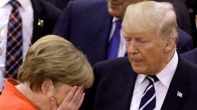 Za zahlađenje između SAD i Nemačke nije kriv Tramp 4