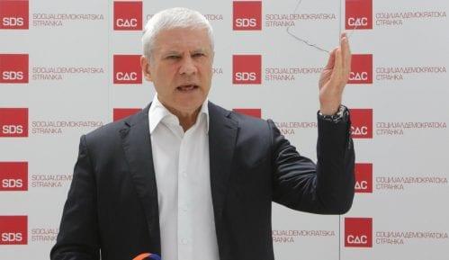 Tadićev SDS potpisuje koalcioni sporazum sa PSG i Novom strankom za lokalne izbore 11