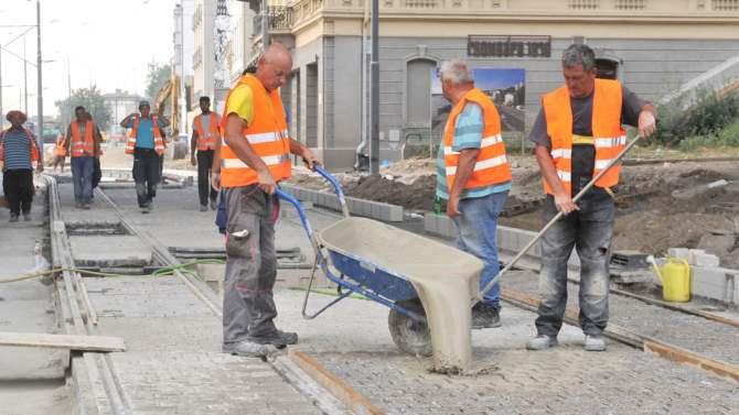 Jedna traka u Karađorđevoj biće danas puštena za saobraćaj 5