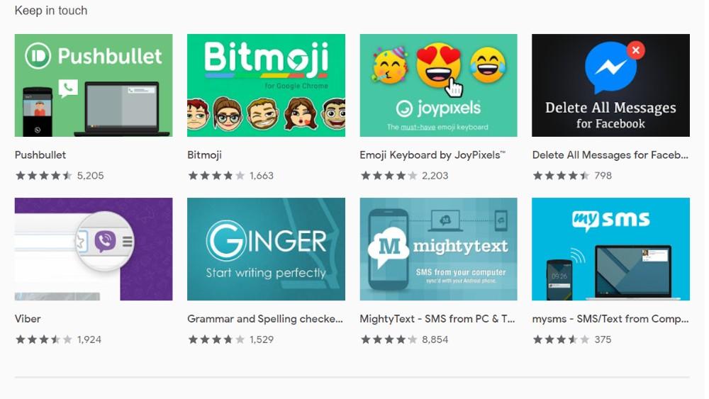 Most Popular Google Chrome Apps Technology