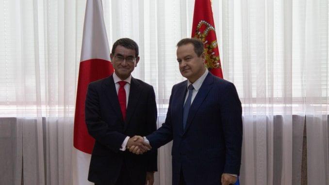Dačić: Srbija poštuje stav Japana 1