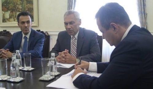 Dačić sa Bocan-Harčenkom o aktivnostima i planovima za dalji razvoj bilateralne saradnje 11